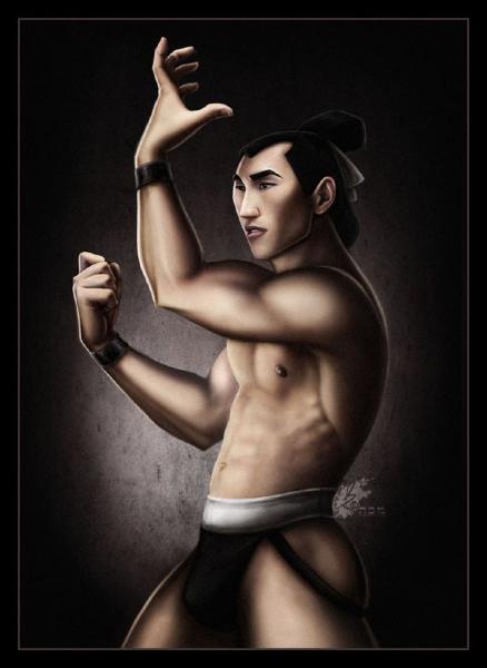 Shang (Mulan)