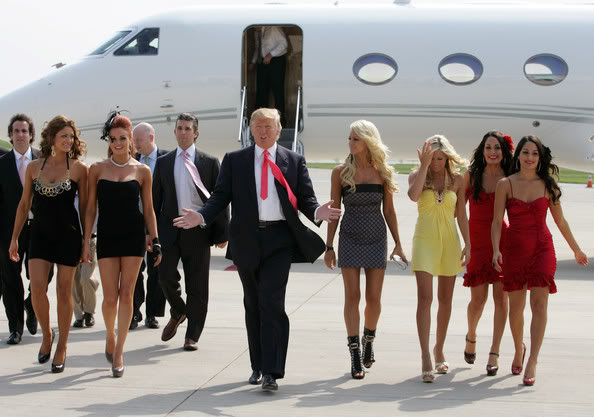 trump-girls